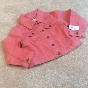 NWT Old Navy Pink Jacket 3T